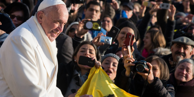 .Papa Francisco explica o significado da misericórdia  .