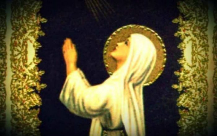 .A incrível história da menina que morreu de amor por Jesus, literalmente  ·        .