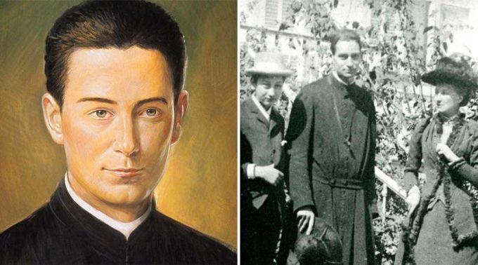 .Igreja comemora hoje um príncipe que deixou tudo para ser sacerdote.
