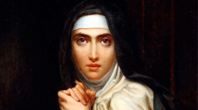 .O dia em que Santa Teresa D'Ávila venceu o demônio com o poder da água benta.