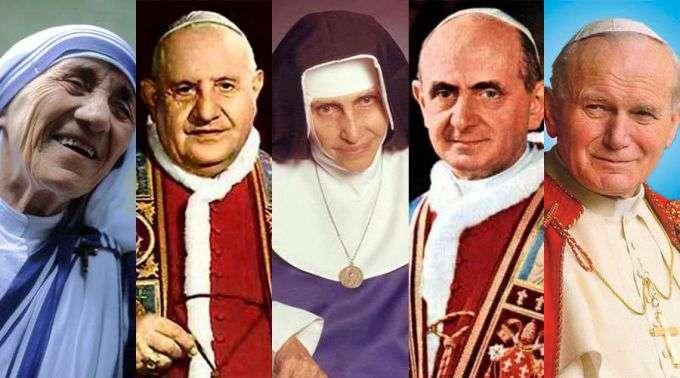 .Estes são os novos santos e beatos que a década de 2010 nos deixa.