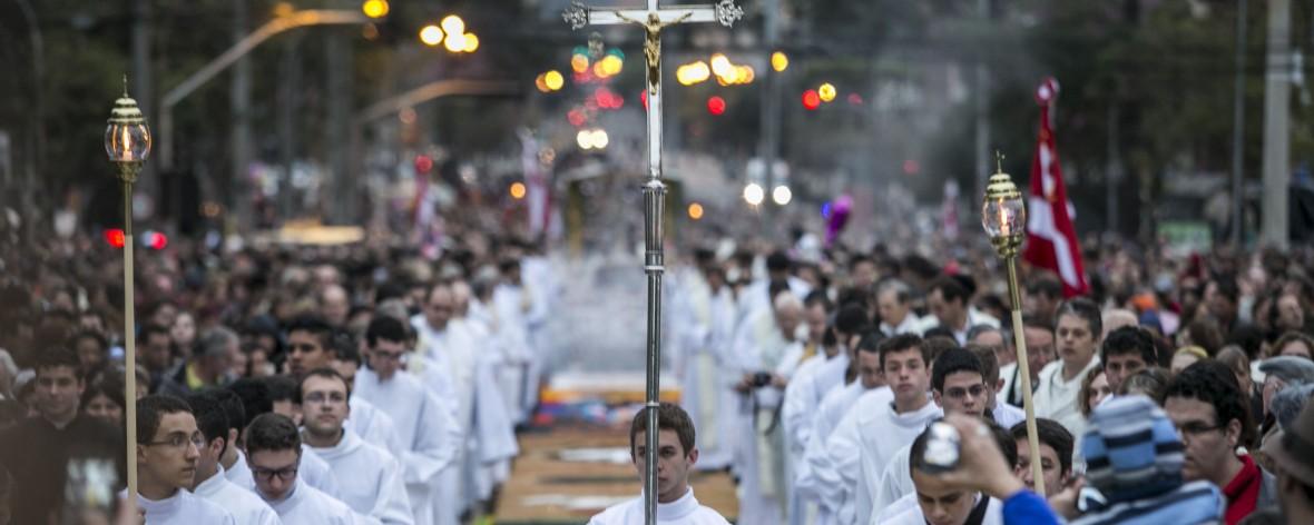 .Corpus Christi: o que se comemora nesse dia e por que é feriado.