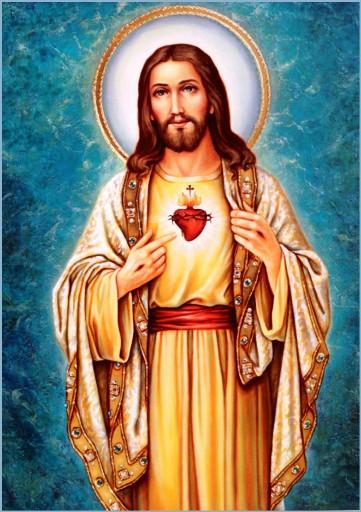 .A grande promessa do Coração de Jesus.