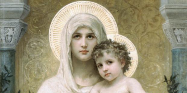 .Os santos explicam 7 características do Santo Nome de Maria.