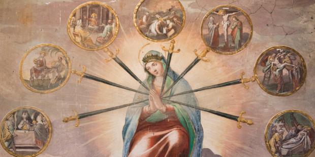 .As 7 Dores de Nossa Senhora.