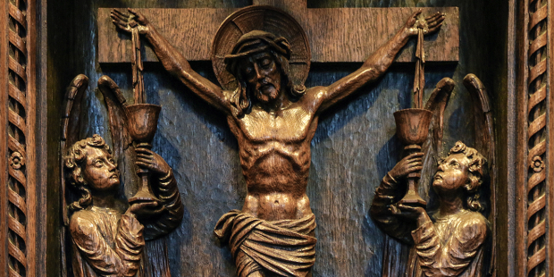 .O Preciosíssimo Sangue de Cristo.
